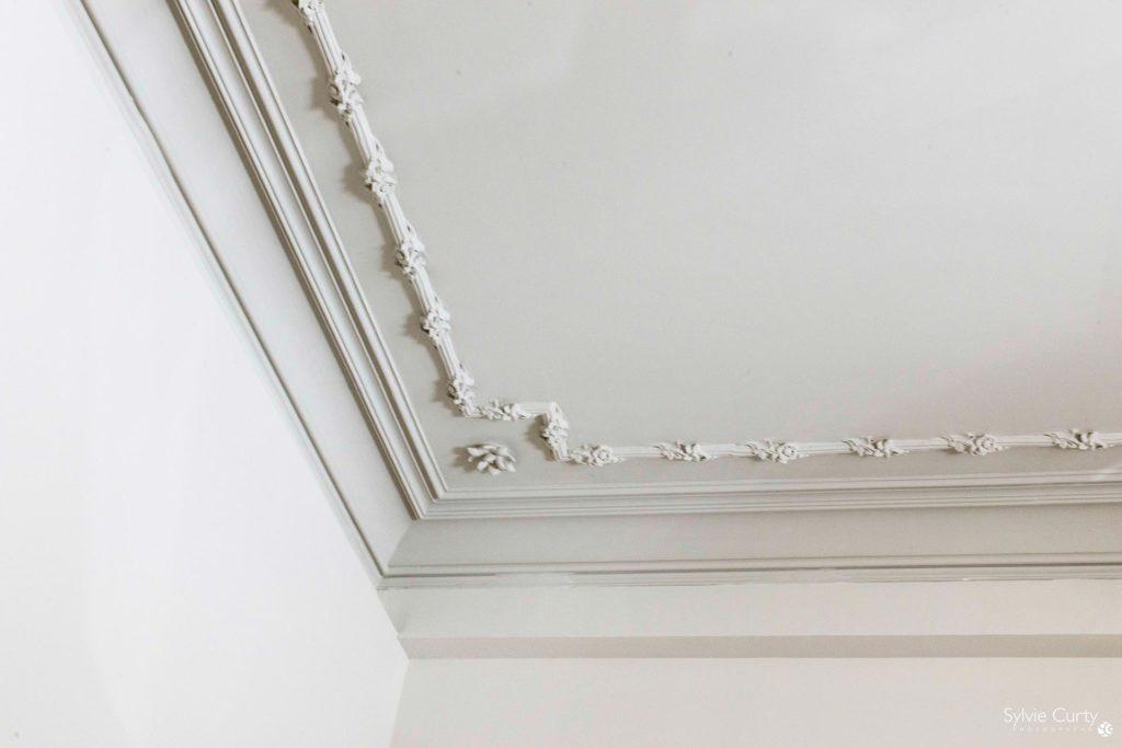 restauration plafond comptoirs du patrimoine
