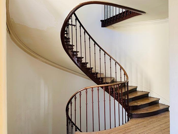 Comptoir des Armateurs - escalier